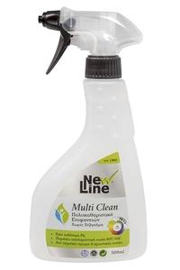 Product Πολυκαθαριστικό Επιφανειών New Line Multi Clean base image