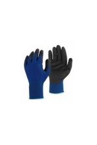 Product Γάντια Latex & Νάιλον Μπλε/Μαύρο base image