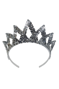 Product Αποκριάτικη Τιάρα Πριγκίπισσας Σε 2 Χρώμ. base image