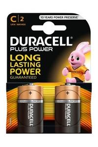 Product Μπαταρίες Αλκαλικές Duracell C Σετ 2 τεμ. base image