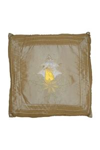Product Μαξιλάρι Χριστουγεννιάτικο Χρυσό Κερί 37x37cm base image