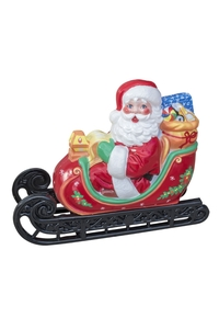 Product Διακοσμητικό Χριστουγεννιάτικο Φωτιζόμενο Εξ. Χώρου Άγιος Βασίλης base image