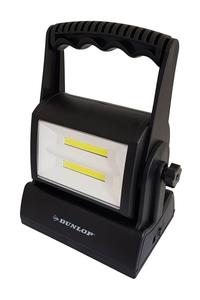 Product Λάμπα Εργασίας Μπαταρίας COB LED Dunlop 06863 base image