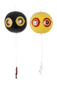 Product Απωθητικά Μπαλόνια Πουλιών Σετ 2 τεμ. Lifetime Garden 09700 base image