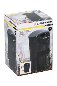 Product Καφετιέρα Φίλτρου 24V 250W Dunlop 07922 base image