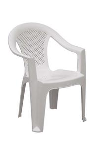 """Product Καρέκλα """"Έρρικα"""" Λευκή base image"""