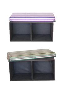 Product Κουτί Σκαμπό Σε 3 Χρώματα base image
