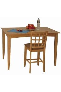 "Product Τραπέζι Επεκτεινόμενο ""RUBIX"" 137x92cm base image"