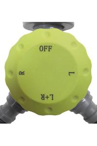 Product Διακλαδωτής 2 Θέσεων Με Διακόπτη Green Blade GA143 base image