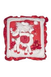 Product Μαξιλάρι Χριστουγεννιάτικο Άγιος Βασίλης 35x35cm base image