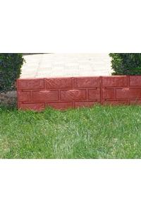 Product Φραχτάκι Κήπου 1,75m Τούβλα base image