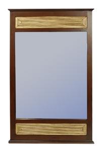 Product Καθρέπτης Ξύλινος Με Διακοσμητική Ψάθα 84368 base image
