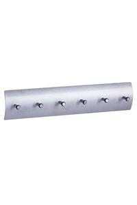 Product Κλειδοθήκη Τοίχου Inox 6 Θέσεων Hi 98073 base image