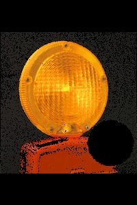 Product Προειδοποιητικός Φανός Έργων Κίτρινος base image