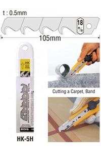 "Product Λεπίδες Φαλτσέτας Με Γάντζους 5 τεμ. 0.5mm ""KDS"" base image"