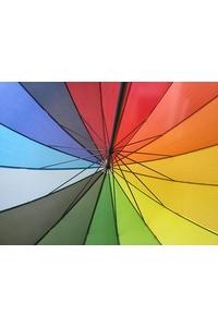 Product Ομπρέλα Rainbow Ø130 Benson 006279 base image