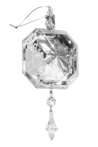"Product Στολίδι Χριστουγεννιάτικο ""Διαμάντι"" base image"