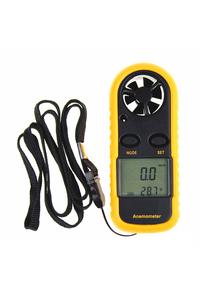 Product Μετρητής Ταχύτητας Αέρα / Θερμοκρασίας Benson 010505 base image