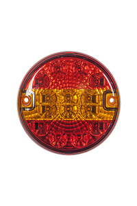 Product Φανάρι Πίσω 12/24V 14 LED 140x30mm 1 τεμ. Benson 011037 base image
