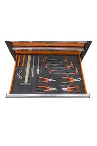 Product Εργαλειοφόρος Τροχήλατος Με Εργαλεία 82 τεμ. Benson 011572 base image