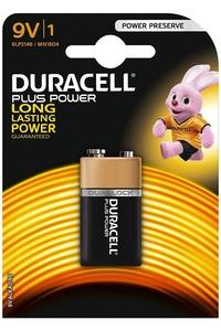 Product Μπαταρία Αλκαλική Duracell 9V base image