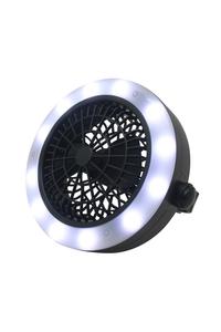 Product Ανεμιστήρας - Φωτιστικό 12 LED 2 Σε 1 Benson 011720 base image