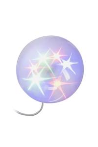 Product Φωτιστικό Μπαταρίας LED Σφαίρα 10cm Lucky Star  Benson Ζ011770 base image