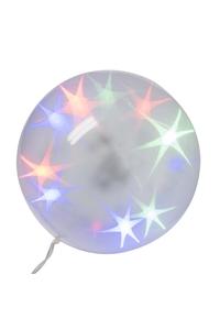 Product Φωτιστικό Μπαταρίας LED Σφαίρα 15cm Lucky Star  Benson 011772 base image