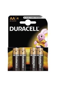 Product Μπαταρίες Αλκαλικές Duracell AA Σετ 4 τεμ. base image