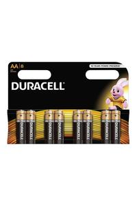 Product Μπαταρίες Αλκαλικές Duracell AA Duralock Σετ 8 τεμ. base image
