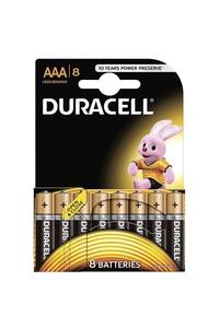 Product Μπαταρίες Αλκαλικές Duracell AAA Duralock Σετ 8 τεμ.  base image
