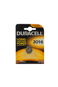 Product Μπαταρία Λιθίου Duracell DL 2016 3V base image