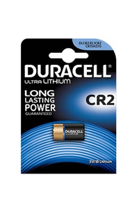 Product Μπαταρία Λιθίου CR2 3V Duracell Ultra base image