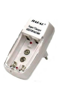 Product Φορτιστής Μπαταριών (ΑΑ - ΑΑΑ - 9V) base image
