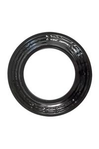 Product Ροζέτα Μαύρη Φ12 base image