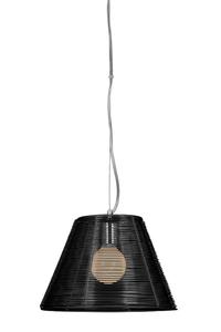 "Product Φωτιστικό Οροφής ""ALCIN"" Κώνος Μαύρο base image"