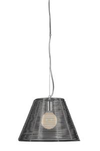 "Product Φωτιστικό Οροφής ""ALCIN"" Κώνος Νίκελ base image"