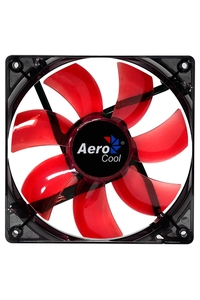 Product Ανεμιστηράκι Η/Υ 12cm Με Κόκκινο LED Aerocool base image