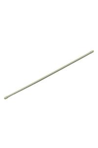 Product Κουρτινόβεργα Μπριζ Λευκή 60cm base image
