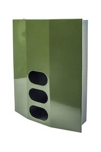 Product Κλειδοθήκη Σκούρο Πράσινο Privat Colour 25x20x6cm base image