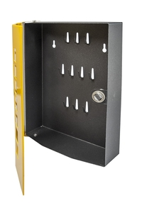 Product Κλειδοθήκη Κίτρινο Privat Colour 25x20x6cm base image