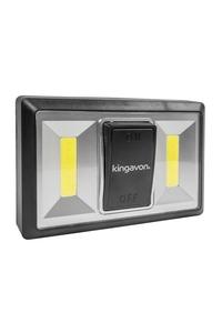Product Φωτιστικό Μπαταρίας COB LED 6W Kingavon RT220 base image