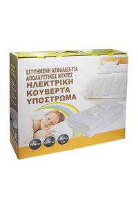 Product Κουβέρτα Ηλεκτρική Θερμαινόμενη Διπλή ΟΕΜ 2x60W base image