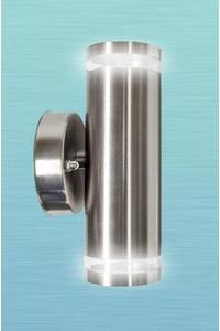 Product Φωτιστικό Τοίχου LED Ανοξείδωτο 45393 base image
