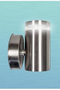 Product Φωτιστικό Τοίχου LED Ανοξείδωτο 45392 base image