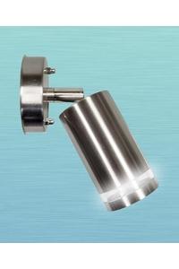 Product Φωτιστικό Τοίχου LED Ανοξείδωτο 45394 base image