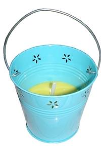 Product Κερί Σιτρονέλλας Σε Μεταλλικό Δοχείο OEM base image