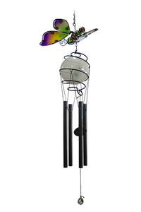 Product Ηλιακό Φωτιστικό Πεταλούδα Garden Kraft 19670 base image