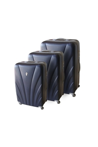 Product Βαλίτσες Ταξιδίου Μπλε Σετ 3 Τεμάχια base image