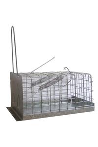 Product Ποντικοπαγίδα Κλουβί Μεσαία base image